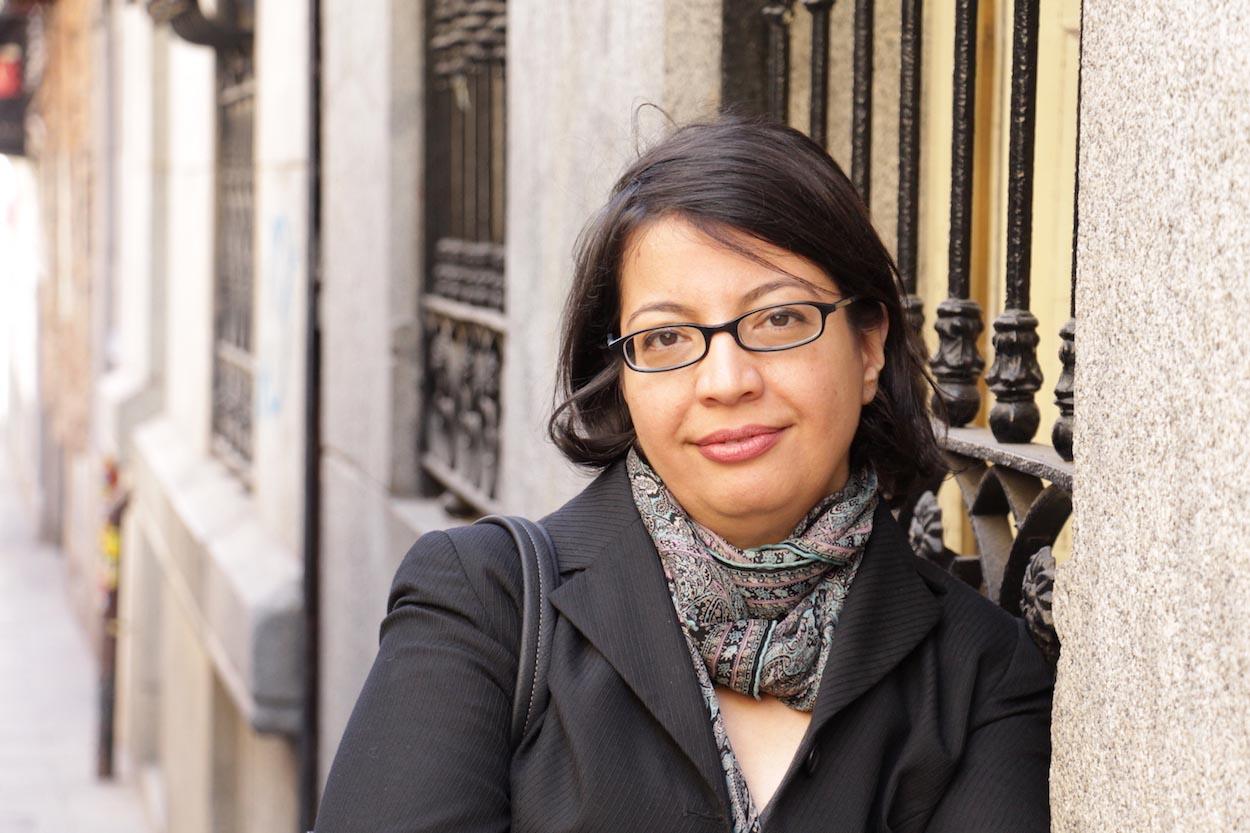 La abogada iraní Shadi Sadr, en Madrid / © Carmen López/Amnistía Internacional