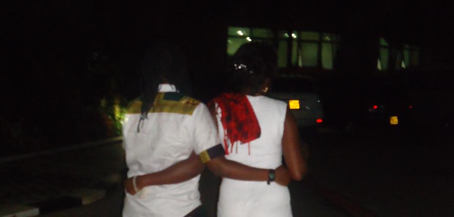 Qwin Mbabazi y Julz han sufrido agresiones y amenazadas por su orientación sexual en Uganda. / Imagen cedida.