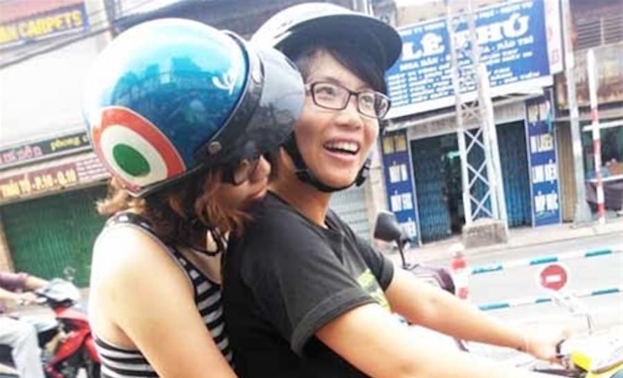 Las vietnamitas Yen y Huong han demostrado en su entorno que pueden criar a una niña como cualquier pareja. / Imagen cedida.